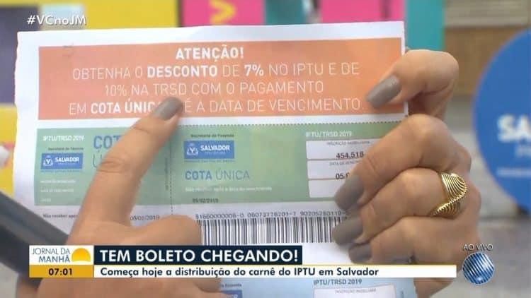 IPTU Salvador valor venal