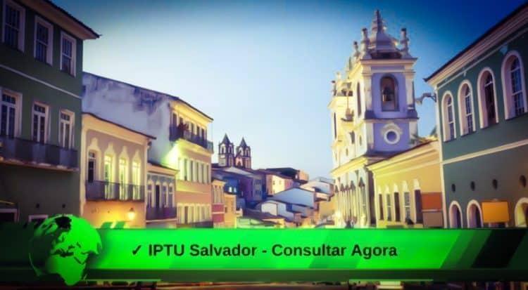SEFAZ SALVADOR IPTU