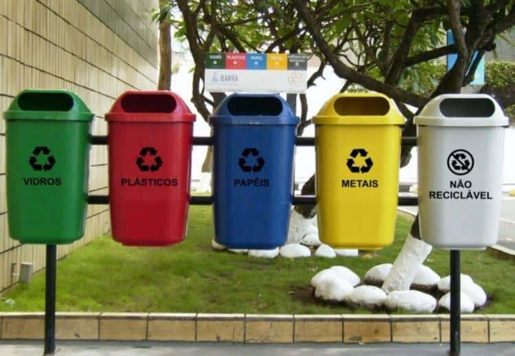 coleta de seletiva lixo
