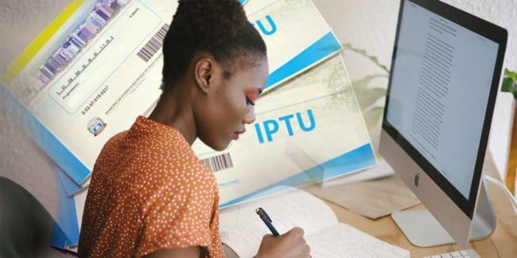 Consulta de débitos IPTU