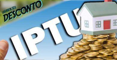 Pagar IPTU à vista tem desconto